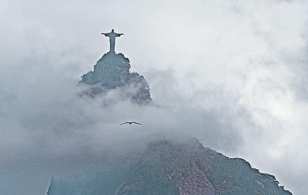 奧運餘慶 登耶穌山俯瞰里約全景
