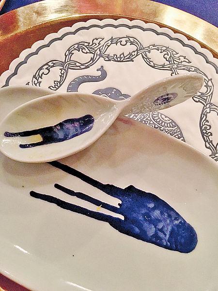 藍象,魚餅冬蔭公之外
