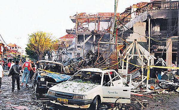 印尼漢欲襲峇里 家藏強力炸藥