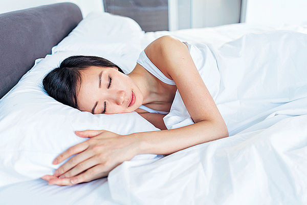 睡眠助增記憶力