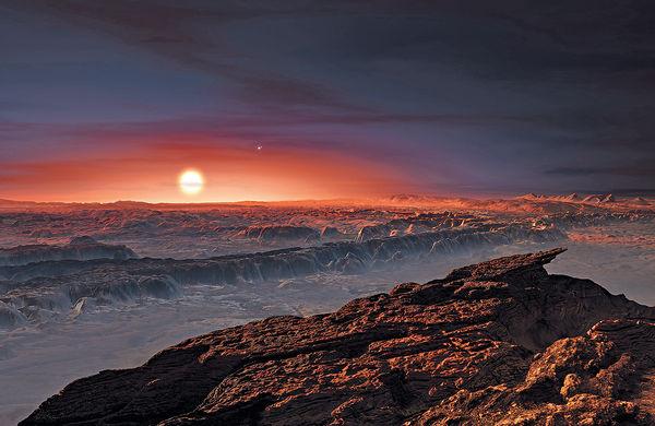 科學家發現最近宜居新星 距地球僅4光年