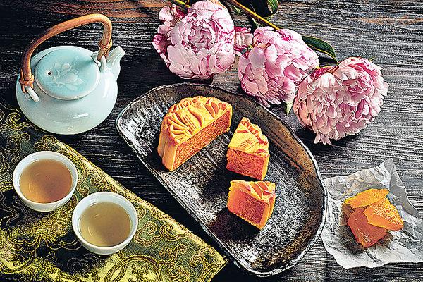 必試鳳梨×奶皇月餅