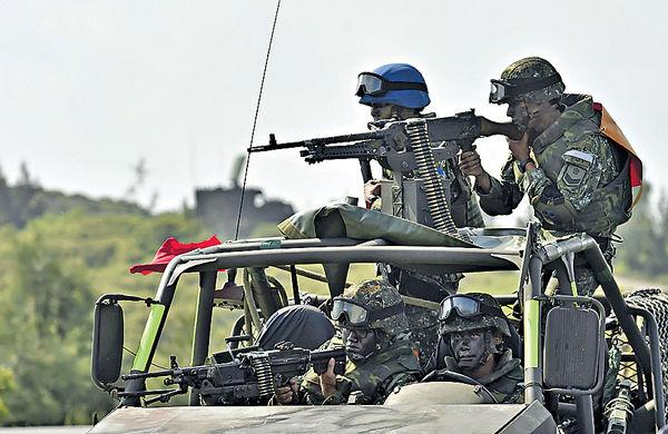 台軍方報告:解放軍可奪台灣外島