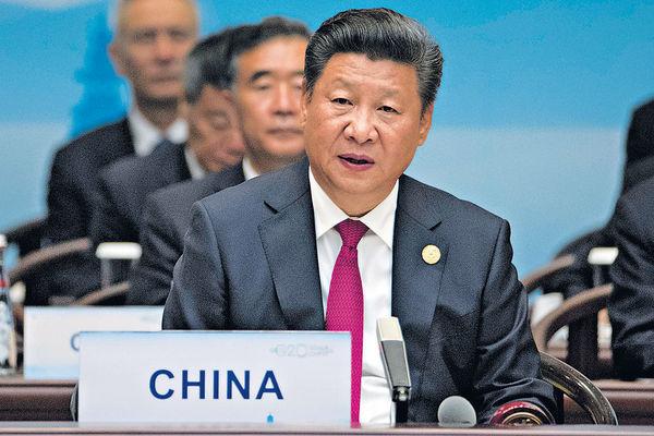 G20峰會揭幕 習籲合作應對挑戰