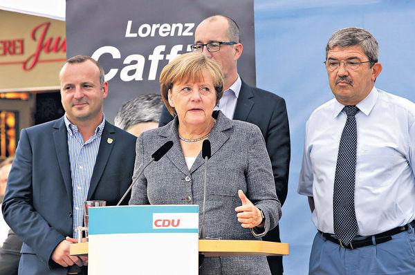 德地方選舉 右翼力逼執政聯盟