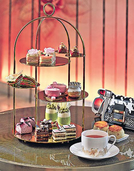 法國糕點名牌Crossover下午茶