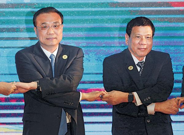 中美老撾角力 李克強赴東盟峰會