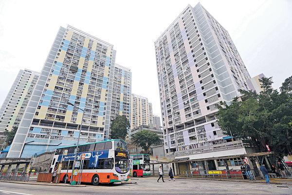 華富邨重建降面積 料減反對聲音