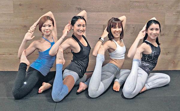 導師免費教瑜伽 為弱勢募捐