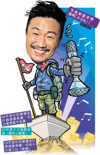 鄭中基預告農曆年再踏紅館 樂迷嗌搶飛
