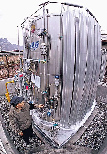 京能受惠環保政策