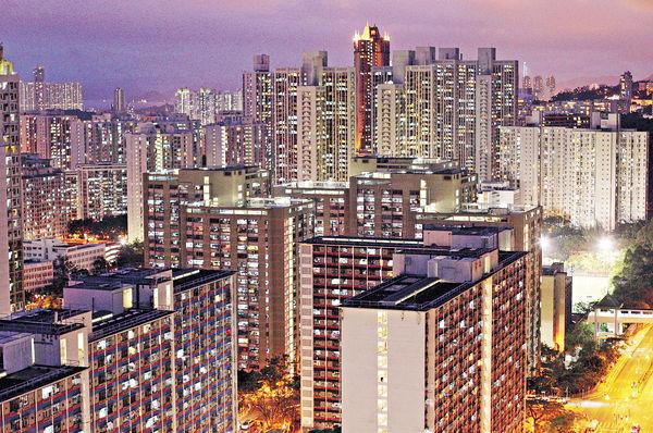 九龍私樓價挫 呎價貼近居屋