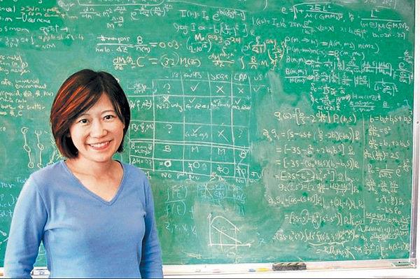台裔女教授 發現怪獸黑洞