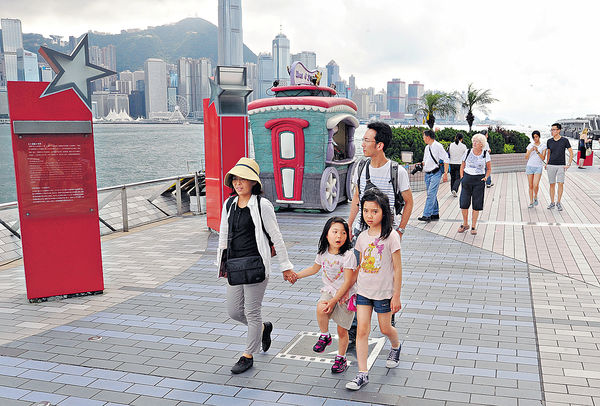 酒店聯會倡力谷遊客經濟