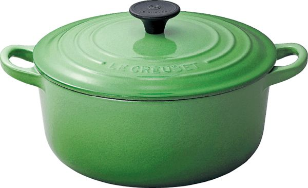 Le Creuset大減價最低3折 22cm圓形鑄鐵鍋$1530
