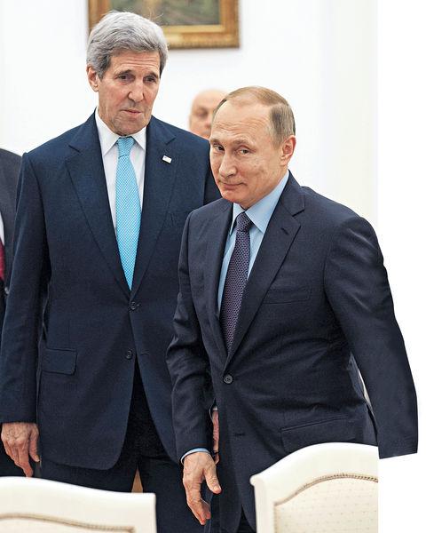 普京借親信轉資產 俄國斥指控抹黑