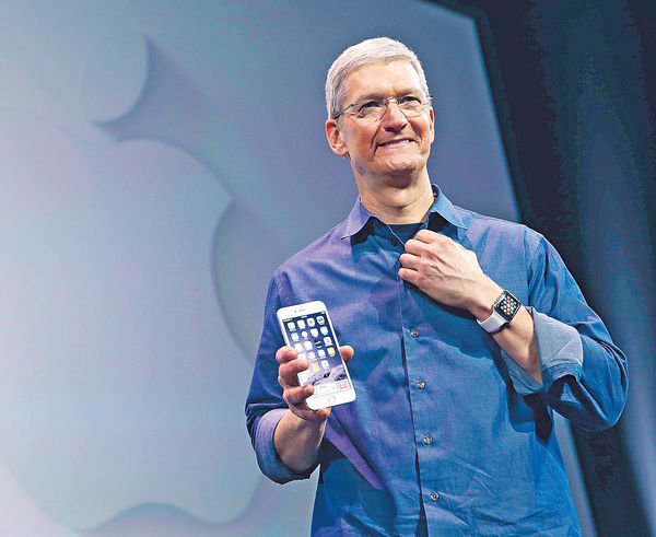 庫克預告:好戲在後頭 iPhone十歲生日