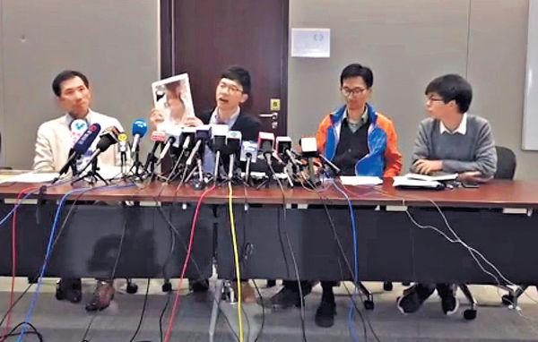 羅冠聰港機場遇襲報警 暫未有人被捕