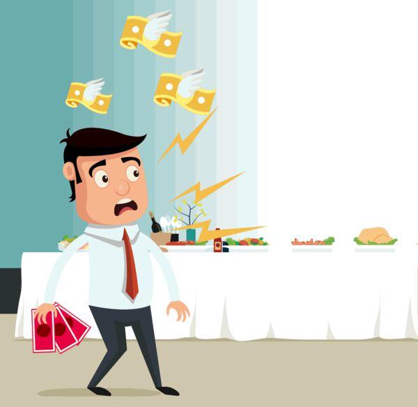 打工仔加薪$300 被屈$1500請食自助餐