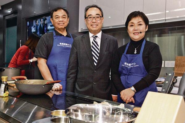 信興廚藝中心開班 跟資深名廚學煮賀年菜