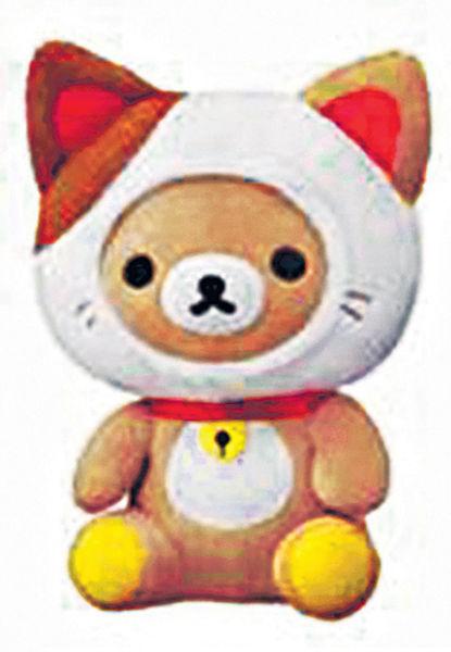 麥當勞孖輕鬆小熊 萌爆迎新年