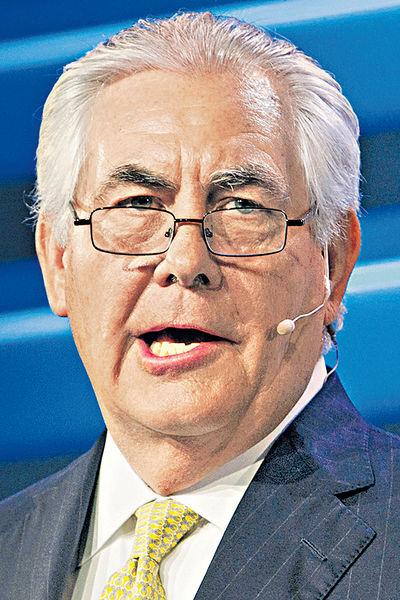 候任國務卿 曾與伊朗經商