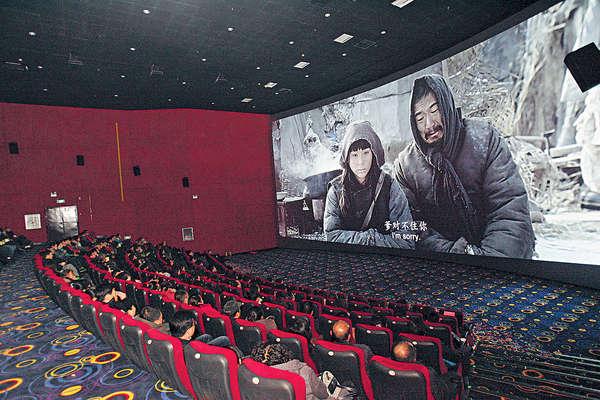 IMAX CHINA 本月票房值憧憬