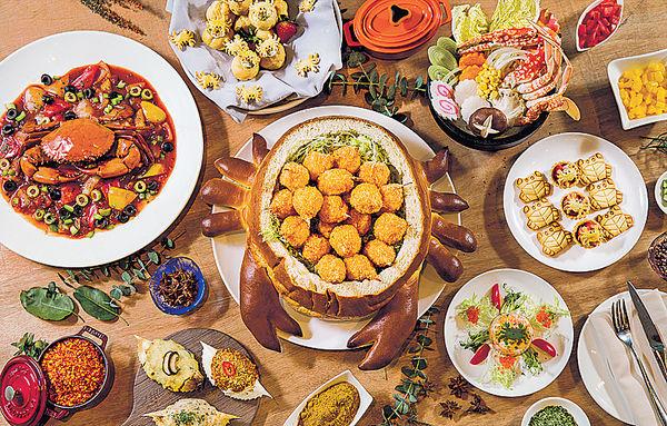 香港仔歎蟹宴自助晚餐