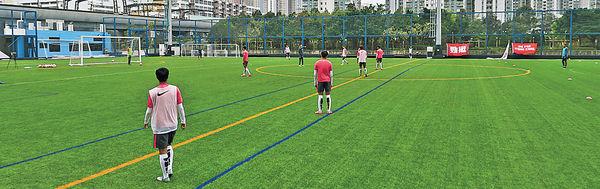 政府擬收球場建屋 傑志:挫足球發展
