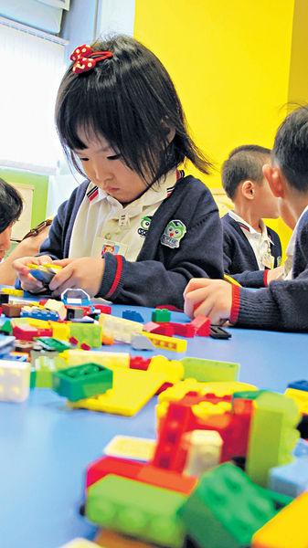 砌積木 零規範 尊重孩子創作力
