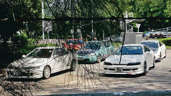 內地參賽回港 4辣車被扣查