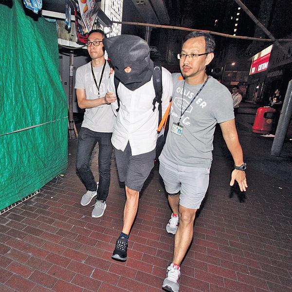 經營男同志色情按摩店 大學生被捕
