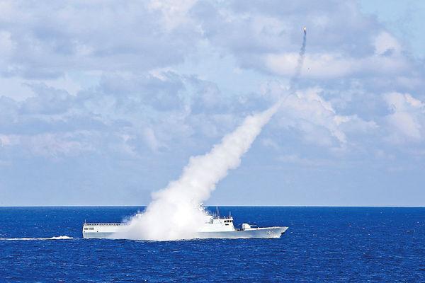 每6星期1艘下水 056護衞艦「狼群」反潛