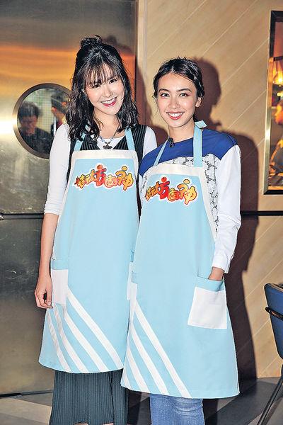 朱千雪自封環保廚師