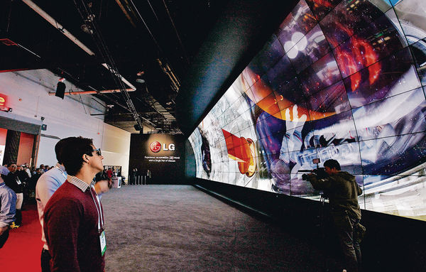 科技熱潮來了 OLED進擴產期