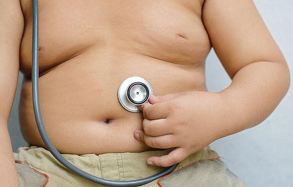 每5名兒童青少年 約1人超重或肥胖