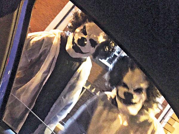 小丑嚇路人取樂 恐慌罩美英澳