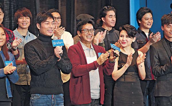 亮相ViuTV節目巡禮 安仔阿倫唔怕無綫嬲嬲豬
