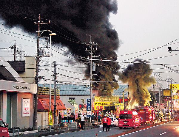 東京大範圍停電 影響35萬戶