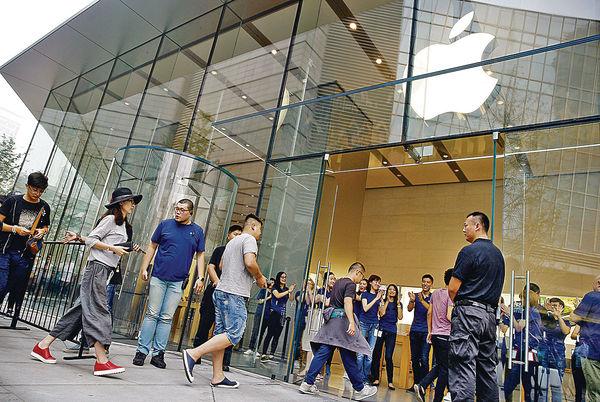 李克強晤庫克:盼中國成蘋果大市場
