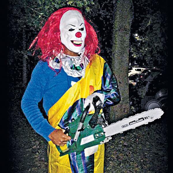 「突襲」路人誘拐小孩 小丑恐慌蔓延全球
