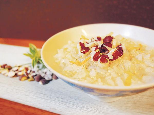 「霜降」秋補打底 糙米粥健脾胃