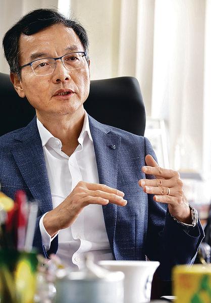 安老委員會主席 倡長者青年共創業