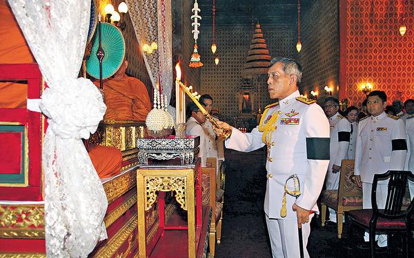泰王儲派定心丸 任命96歲攝政王