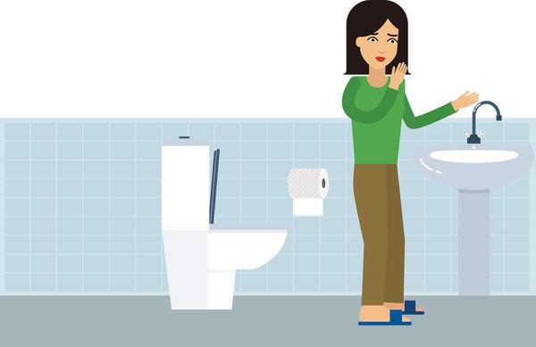 工人如廁後用手清潔 嚇親僱主