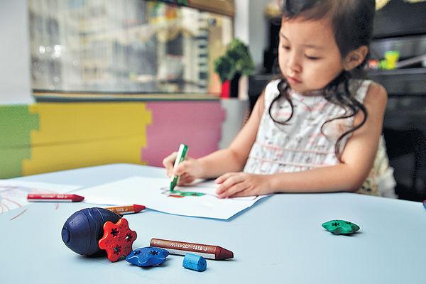 學寫字忌用錯力 多玩遊戲練肌肉