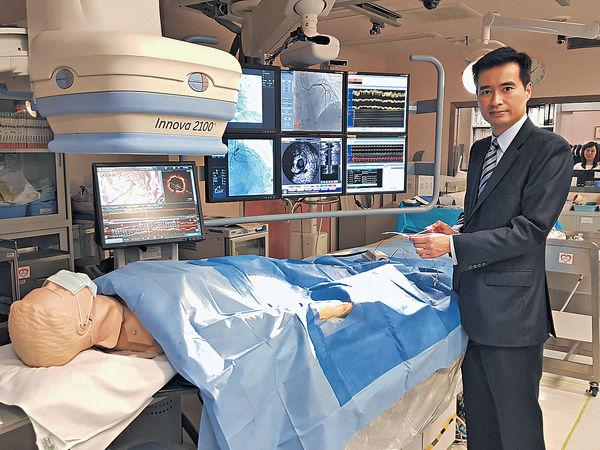 測血流壓力 及早診斷心臟血栓