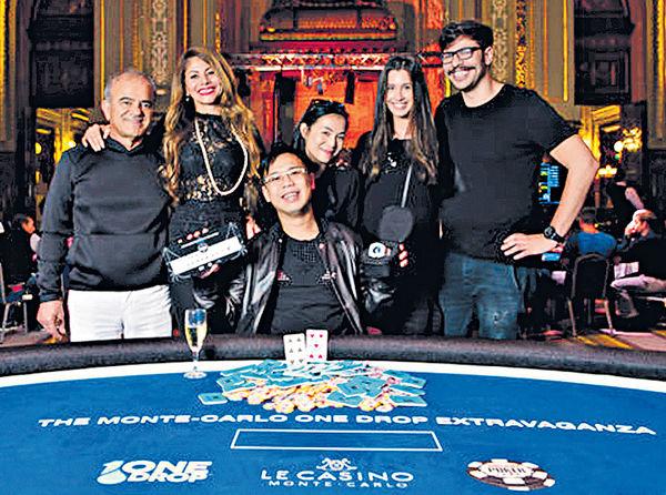 港版「賭神」出爐 摩納哥贏$9500萬