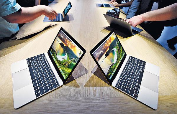 蘋果新MacBook 傳下周四推