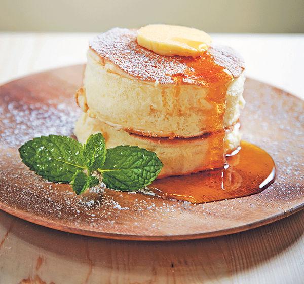嘗空氣感和風Pancake